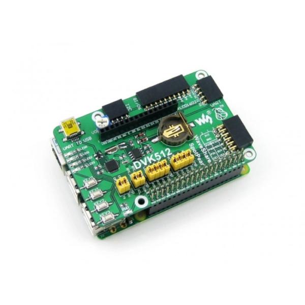 بورد توسعه DVK512 رزبری پای 4