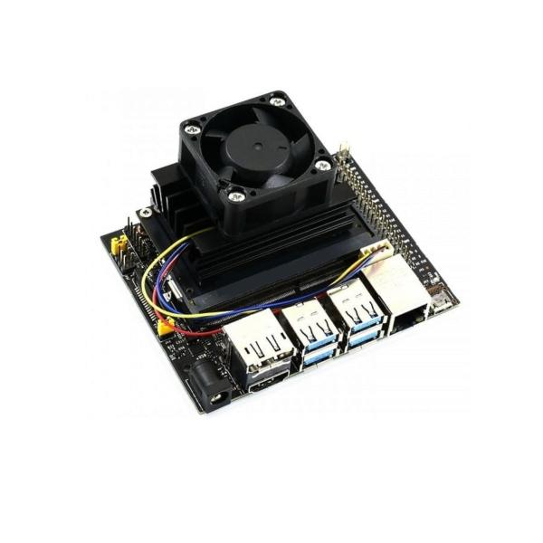 فن جتسون نانو برای سرمایش پردازنده Nvidia