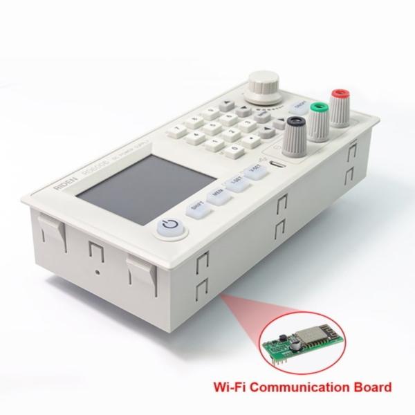 منبع تغذیه کنترل ولتاژ و جریان و توان خروجی