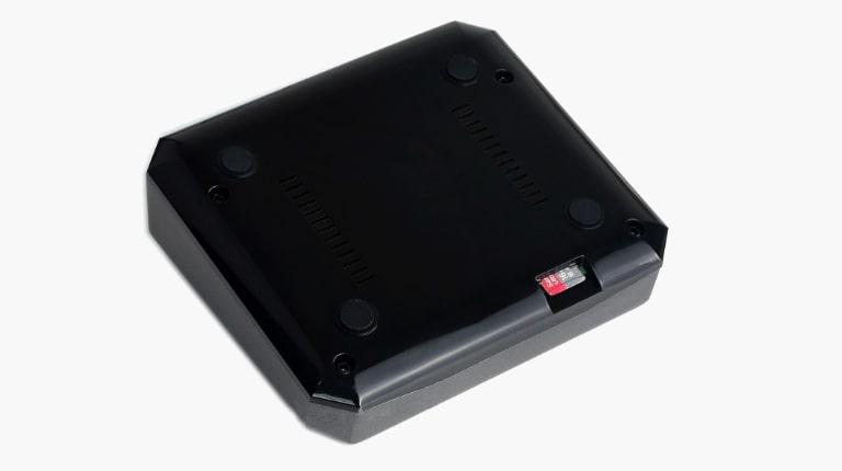 مینی کامپیوتر رزبری پای - کیس فلزی