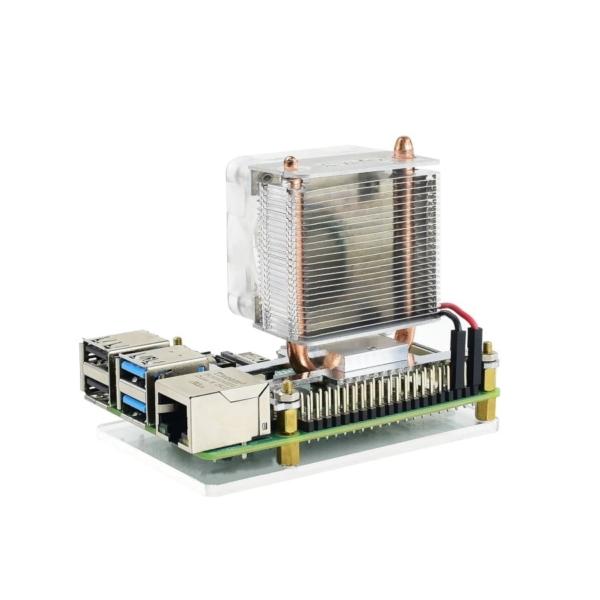 فن خنک کننده مخصوص رزبری پای Raspberry Pi Fan