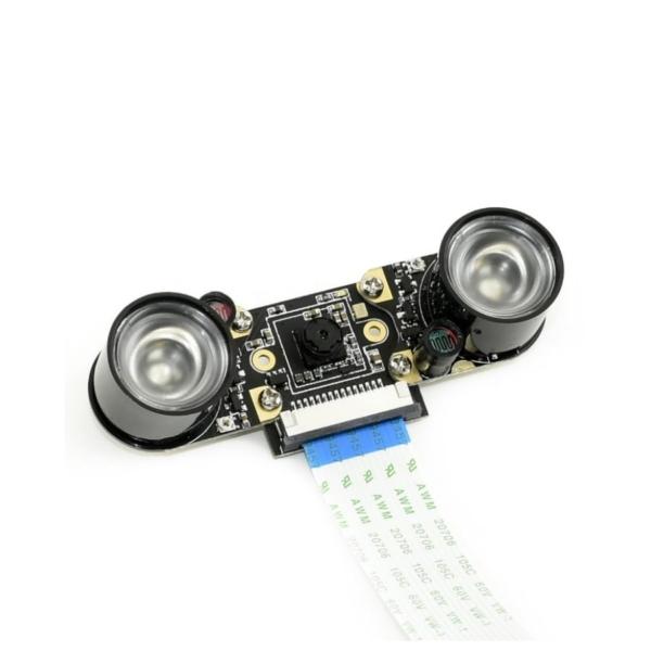 ماژول دوربین 8 مگاپیکسل با زاویه دید °77 برای جتسون نانو/ماژول پردازشی (IMX219-77IR)