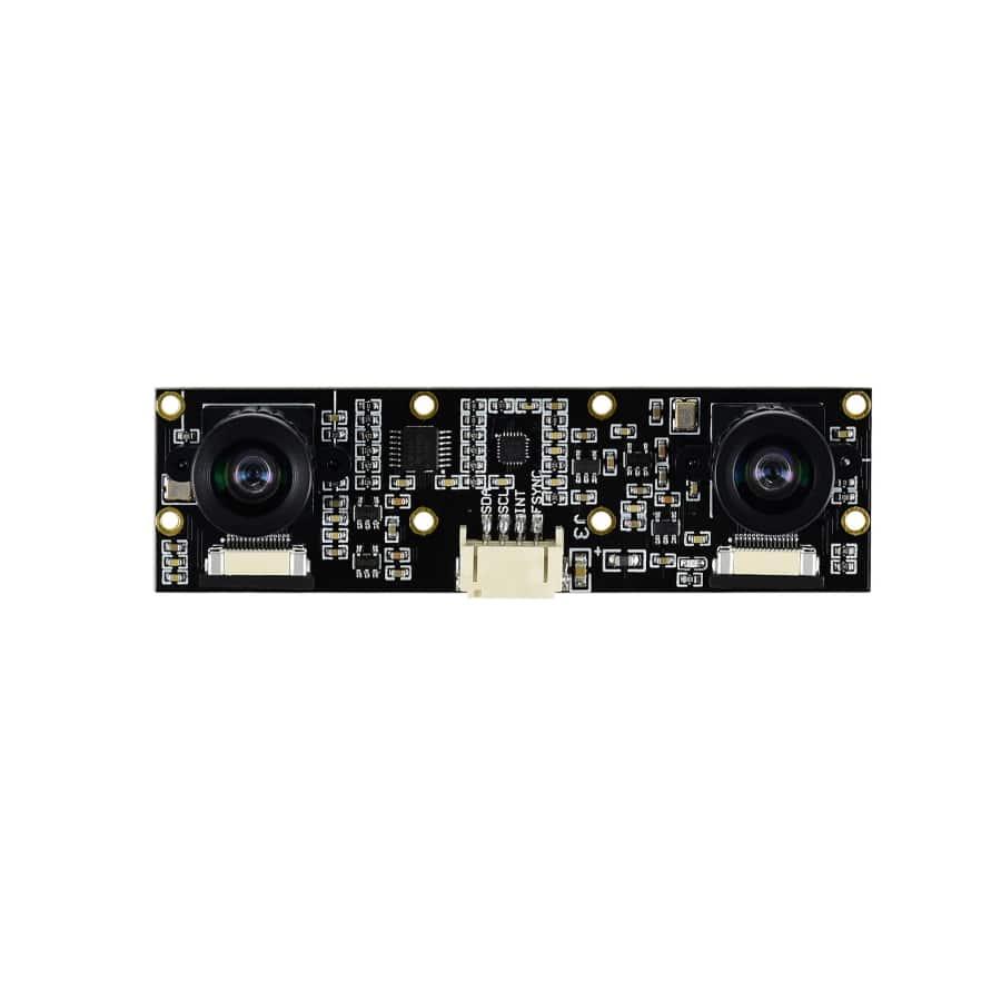 دوربین استریو IMX219-83، ماژول دوچشمی و عمق سنج