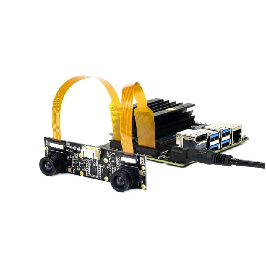معرفی دوربین استریو IMX219-83 جتسون نانو