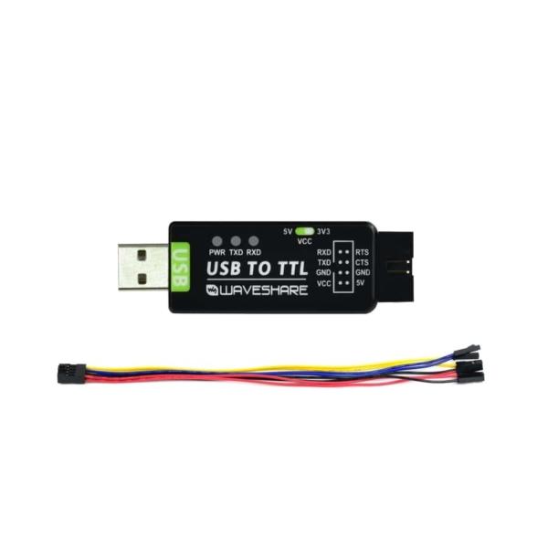 کابل تبدیل سریال به USB