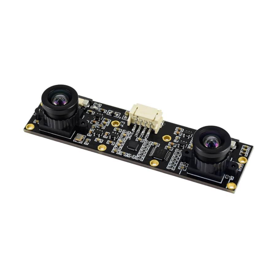 دوربین استریو IMX219-83 با دو دوربین برای جتسون نانو نسخه B01