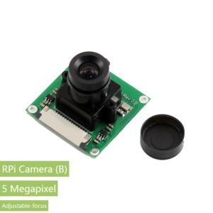 دوربین 5 مگاپیکسل (B) رزبری پای