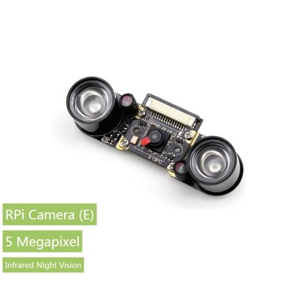 دوربین 5 مگاپیکسل (E) دید در شب