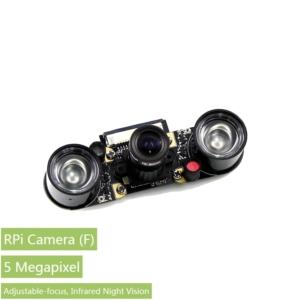 دوربین 5 مگاپیکسل (F) دید در شب
