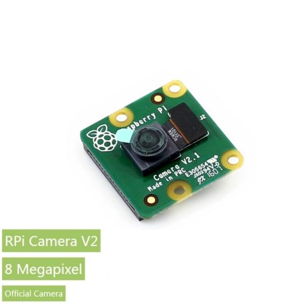 ماژول دوربین 8 مگاپیکسل رزبری پای