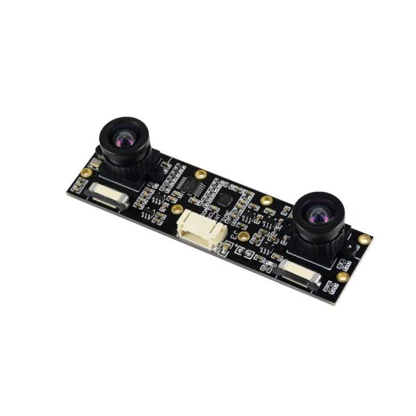 دوربین استریو IMX219-83، ماژول دوچشمی و عمق سنج با دو دوربین 8 مگاپیکسلی IMX219
