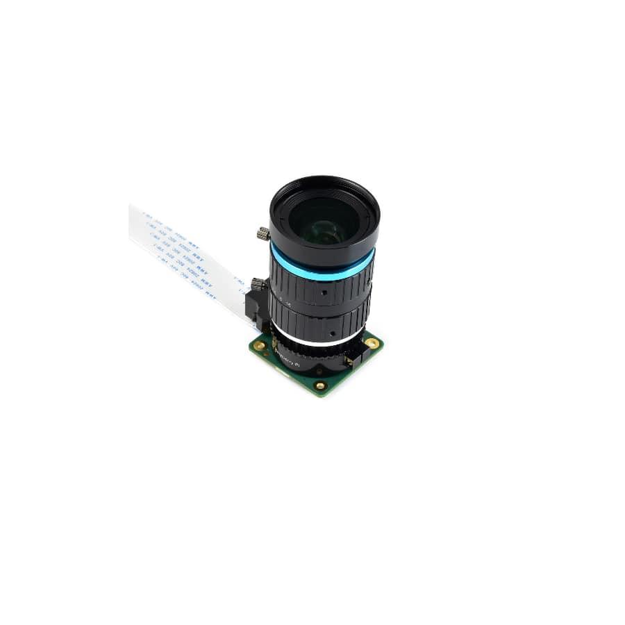 لنزهای قابلتعویض تلهفوتو و فوق عریض 16mm