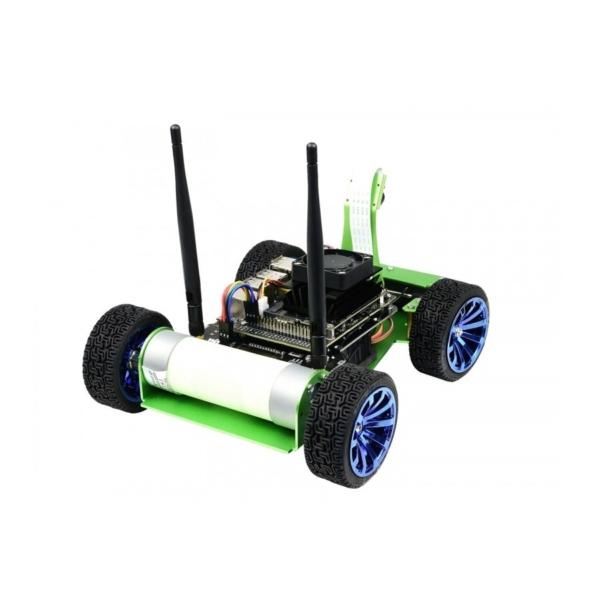 پروژه ربات با یادگیری ماشین