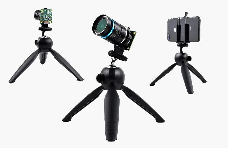 دوربین HQ رزبری پای به همراه لنز