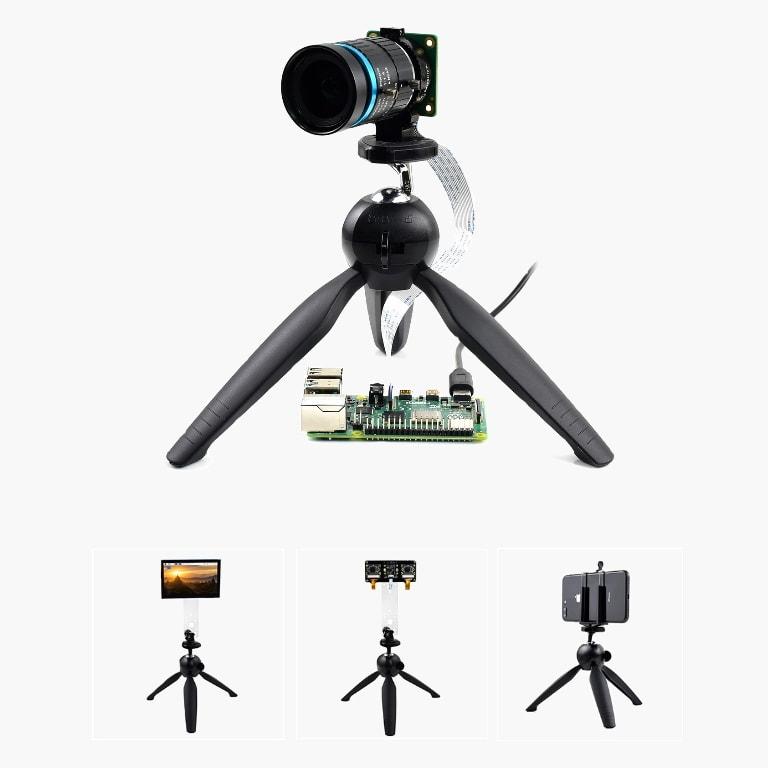 دوربین 12.3 مگاپیکسل رزبری پای