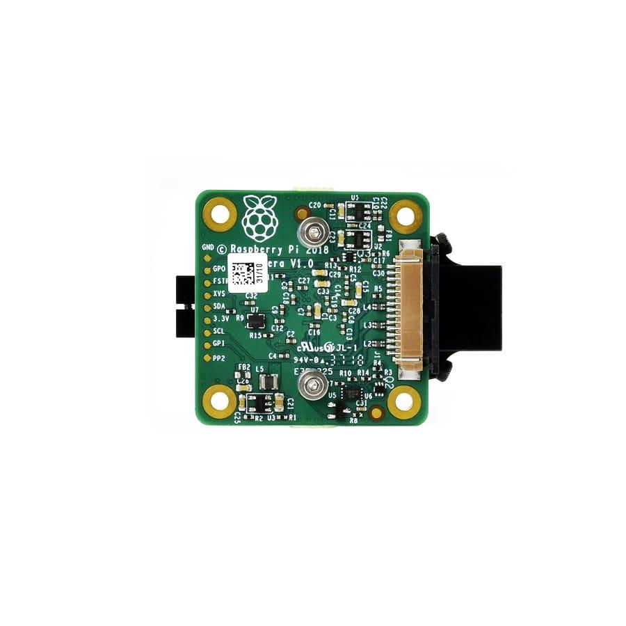 دوربین رزبری پای با سنسور IMX477 و 12.3 مگاپیکسل