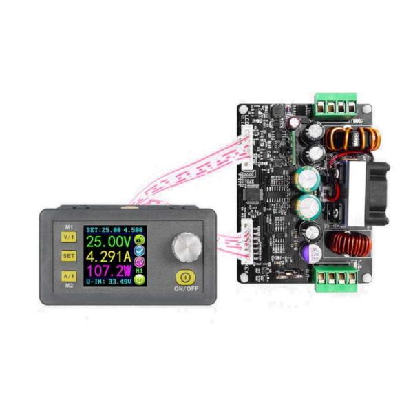 مبدل باک-بوستر DPH3205 ولتاژ/جریان ثابت
