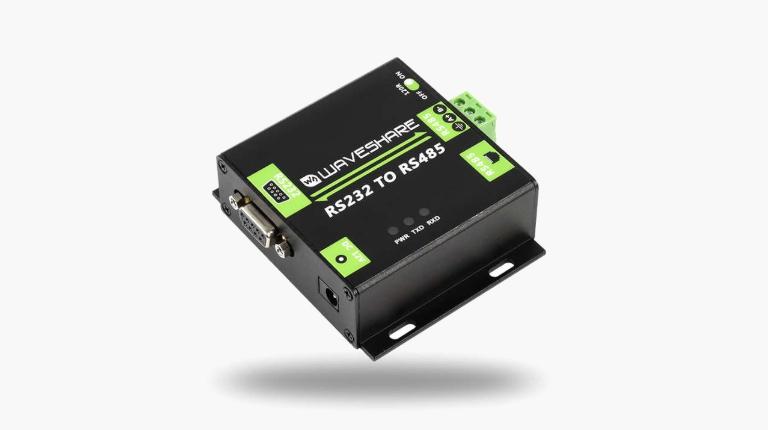 مبدل RS232 به RS485 درجه صنعتی