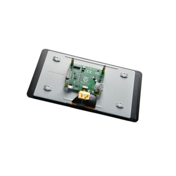 نمایشگر و تاچ اسکرین خازنی 7 اینچ رزبری پای Raspberry Pi