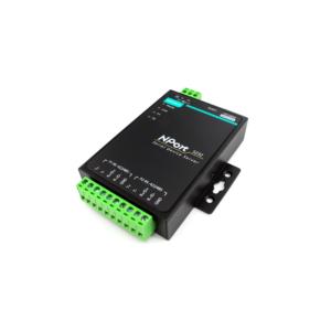 مبدل اترنت به RS422/485 دو پورت MOXA