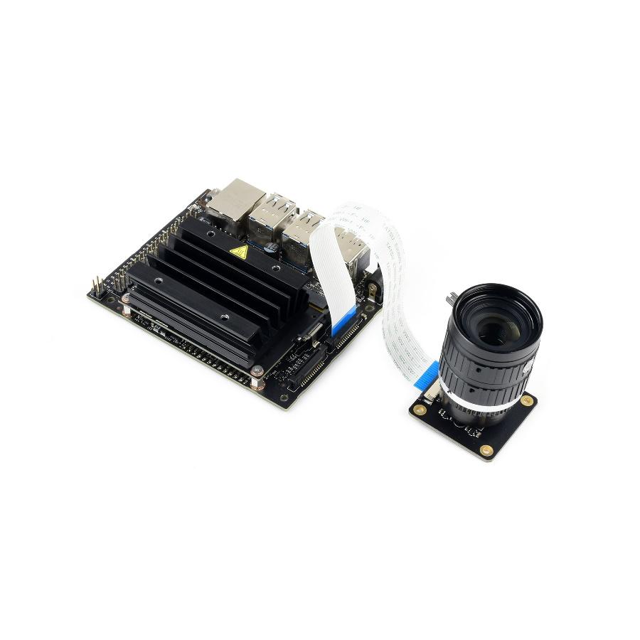 دوربین 12.3 مگاپیکسلی جتسون نانو