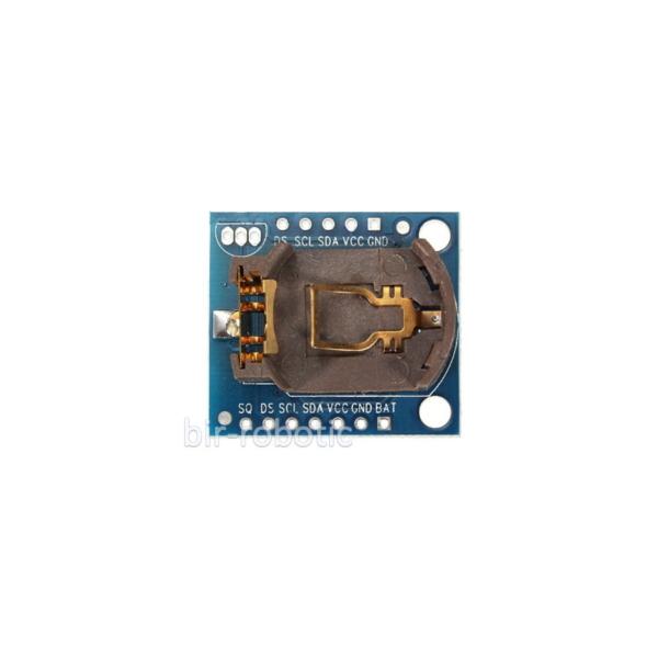ماژول ساعت مدل DS1307 با حافظه EEPROM