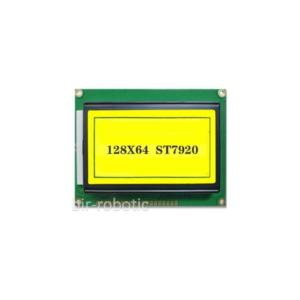 ماژول نمایشگر گرافیکی 12864 با بک لایت سبز-زرد