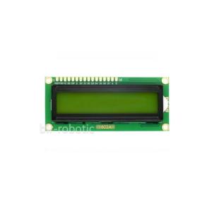 ماژول نمایشگر 1602 سبز با رابط I2C