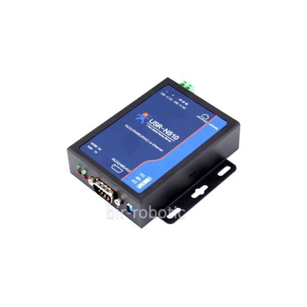 مبدل سریال USR-N510 یک پورت RS232/485/422 به اترنت
