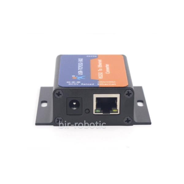 ماژول مبدل RS232 به اترنت(Ethernet) درجه صنعتی