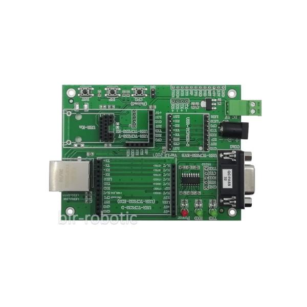 برد راه انداز سریال به اترنت مدل USR-TCP232-EVB