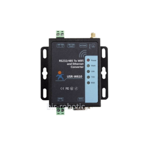 مبدل سریال به Wifi و شبکه مدل USR-W610
