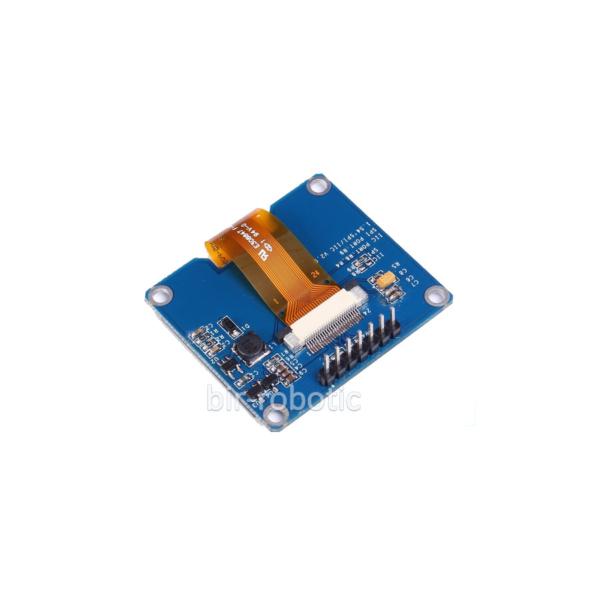 ماژول نمایشگر OLED سفید 1.54 اینچ با رابط SPI