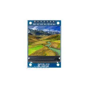 ماژول نمایشگر OLED سایز 1.3 اینچ IPS با رابط SPI