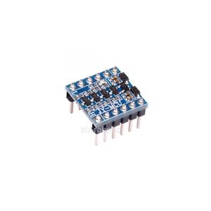 مبدل سطح ولتاژ 3V-5V چهار کانال رابط IIC UART SPI