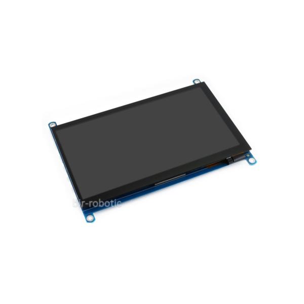 نمایشگر 7 اینچ لمسی با ورودی HDMI و VGA مدل H