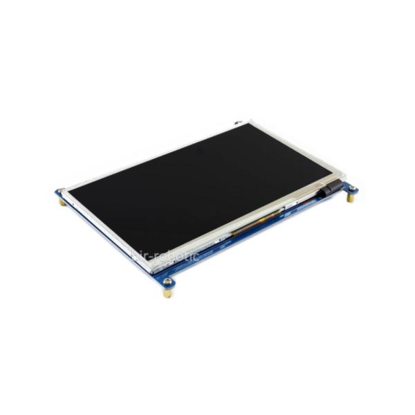 نمایشگر 7 اینچ لمسی با ورودی HDMI و VGA مدل B