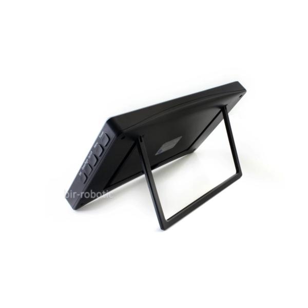 نمایشگر 7 اینچ لمسی مدل H به همراه کیس