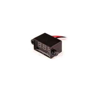 ولتمتر دیجیتالی ضدآب 0.28 اینچ