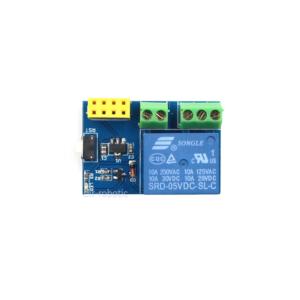 ماژول رله ESP8266-01S همراه با سوکت هوشمند WiFi