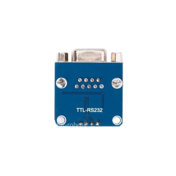 ماژول مبدل RS232 به TTL با چیپ MAX3232 و سوکت مادگی DB9