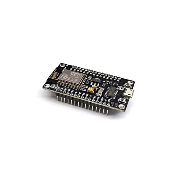 برد توسعه NodeMCU با ماژول WiFi ESP8266 و مبدل CH340