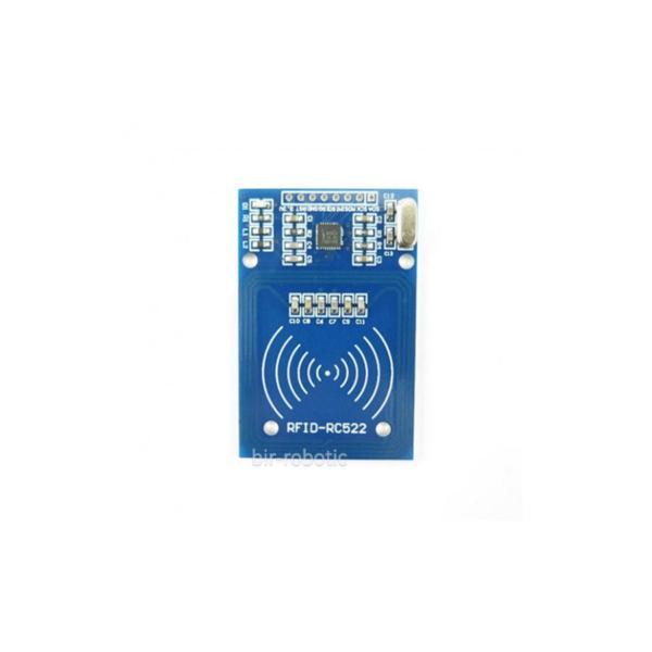 ماژول ریدر و رایتر NFC-RFID با فرکانس 13.56MHz و چیپ RC522