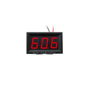 ولتمتر 0.56 اینچ دیجیتالی
