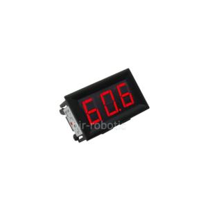 ولتمتر دیجیتالی 30 ولت 0.56 اینچ