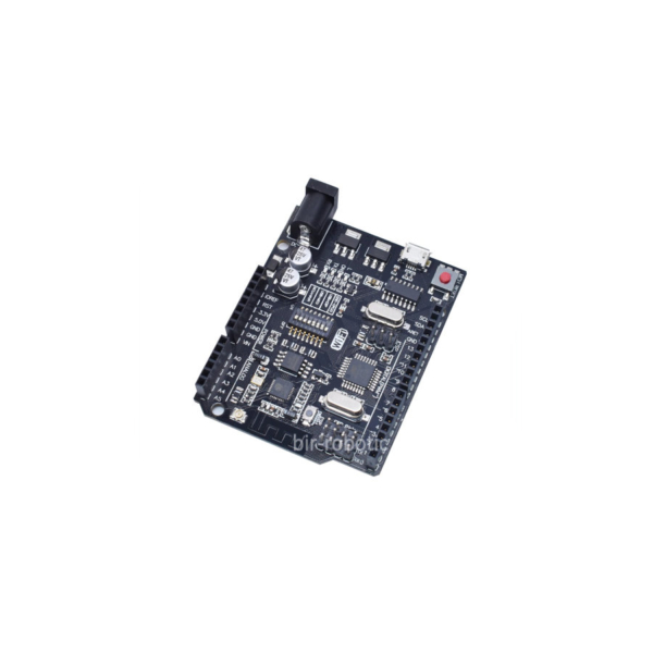 برد آردوینو UNO+WIFI با پردازنده ATmega328P