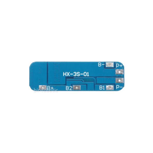 مدار کنترلی 3 سل 12.6 مدل 18650