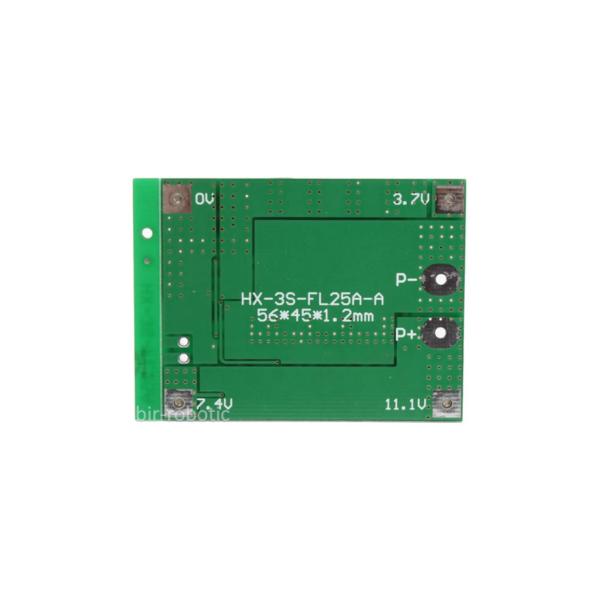 مدار کنترل شارژ باتری لیتیومی