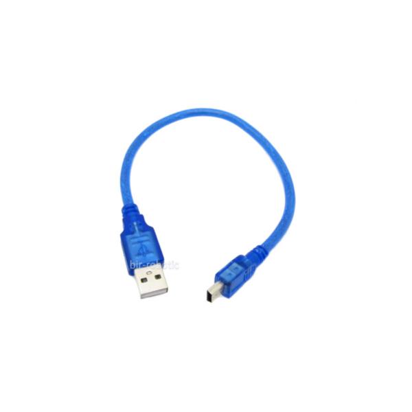 کابل تبدیل USB به Mini USB