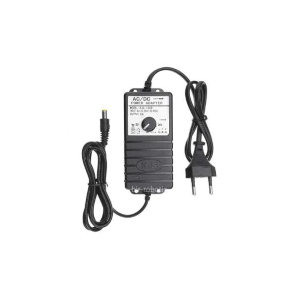 آداپتور برق 24V متغیر